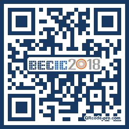 QR code with logo 1N1q0