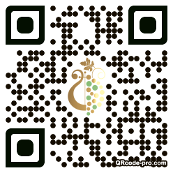 QR code with logo 1ND60