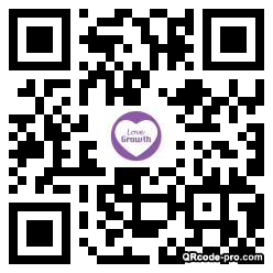 QR code with logo 1NF20