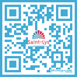 QR code with logo 1NGs0