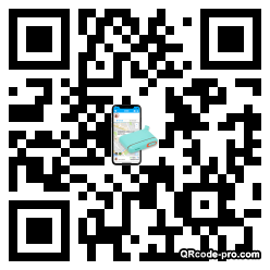 QR code with logo 1NKD0