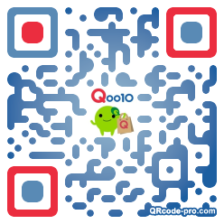 QR code with logo 1NKx0