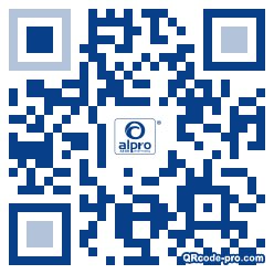 QR code with logo 1NL60