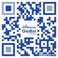 QR code with logo 1NLL0