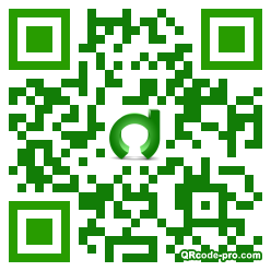 QR code with logo 1NLQ0