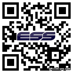 QR code with logo 1NLb0