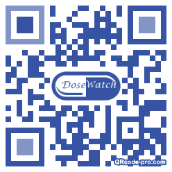 QR code with logo 1NLs0