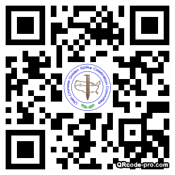 QR code with logo 1NNi0