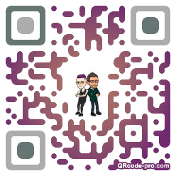 QR code with logo 1NNj0