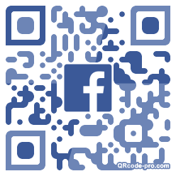 QR code with logo 1NOY0