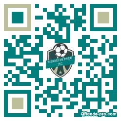 QR code with logo 1NOn0