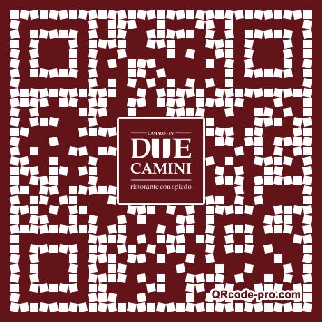 QR code with logo 1NOs0