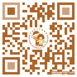 QR code with logo 1NOw0