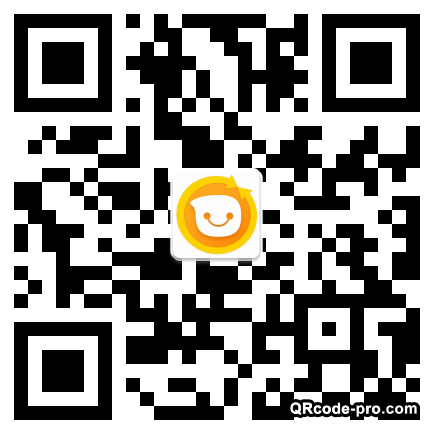 QR code with logo 1NPE0