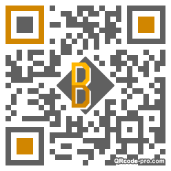QR code with logo 1NPo0
