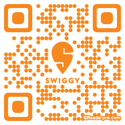 QR code with logo 1NR50