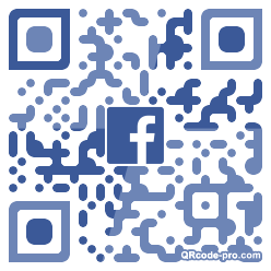 QR code with logo 1NSE0
