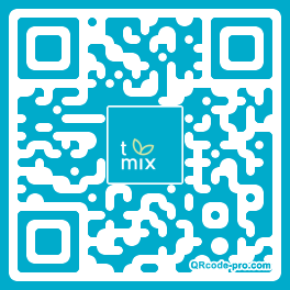 QR code with logo 1NSn0