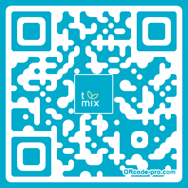 QR code with logo 1NSp0