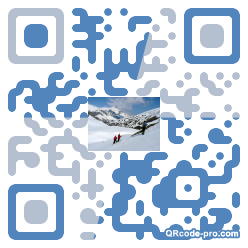 QR code with logo 1NZk0