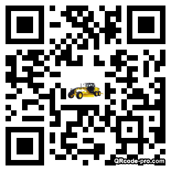 QR code with logo 1NeR0