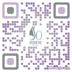 QR code with logo 1Ng00