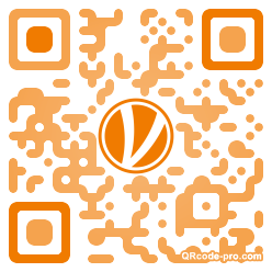 QR code with logo 1Nh60