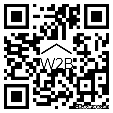 QR code with logo 1Nif0