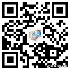 QR code with logo 1Nio0