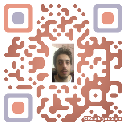 QR code with logo 1Nm20