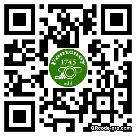 QR code with logo 1No60