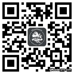 QR code with logo 1NrZ0