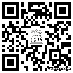 QR code with logo 1Ns40