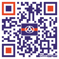 QR code with logo 1Nu60
