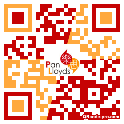 QR code with logo 1NyZ0