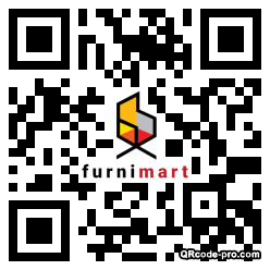 QR code with logo 1NzP0