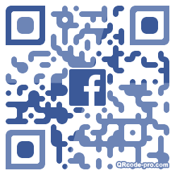 QR code with logo 1O3w0