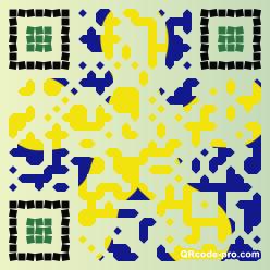QR Code Design 1O430