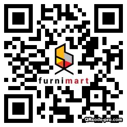 QR code with logo 1O4D0