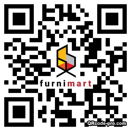 QR code with logo 1O4D0