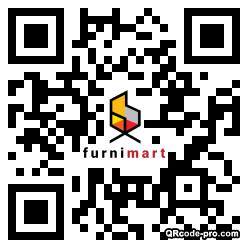 QR code with logo 1O710