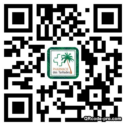 QR code with logo 1O760