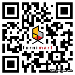 QR code with logo 1O8D0