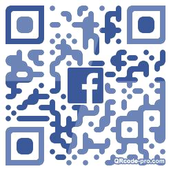 QR code with logo 1O8h0