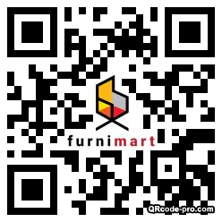 QR code with logo 1O8k0