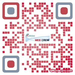 QR code with logo 1OA00