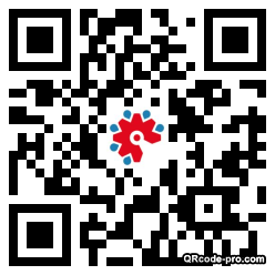 QR code with logo 1OAD0