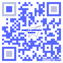 QR code with logo 1OAV0