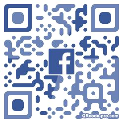 QR code with logo 1ODu0