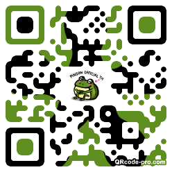 QR code with logo 1OGm0
